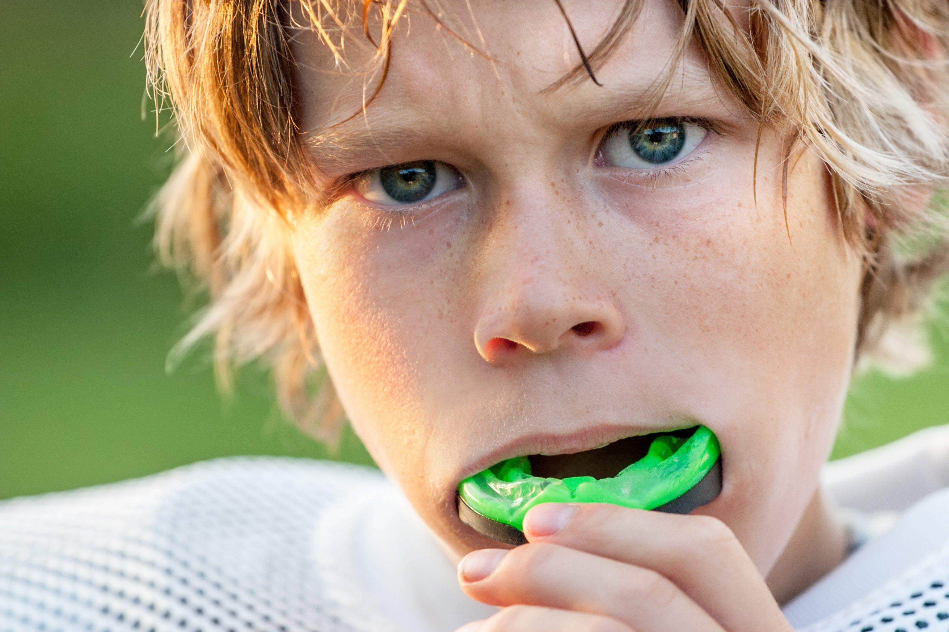 Bradfor Family Dentistry Mouth Guard