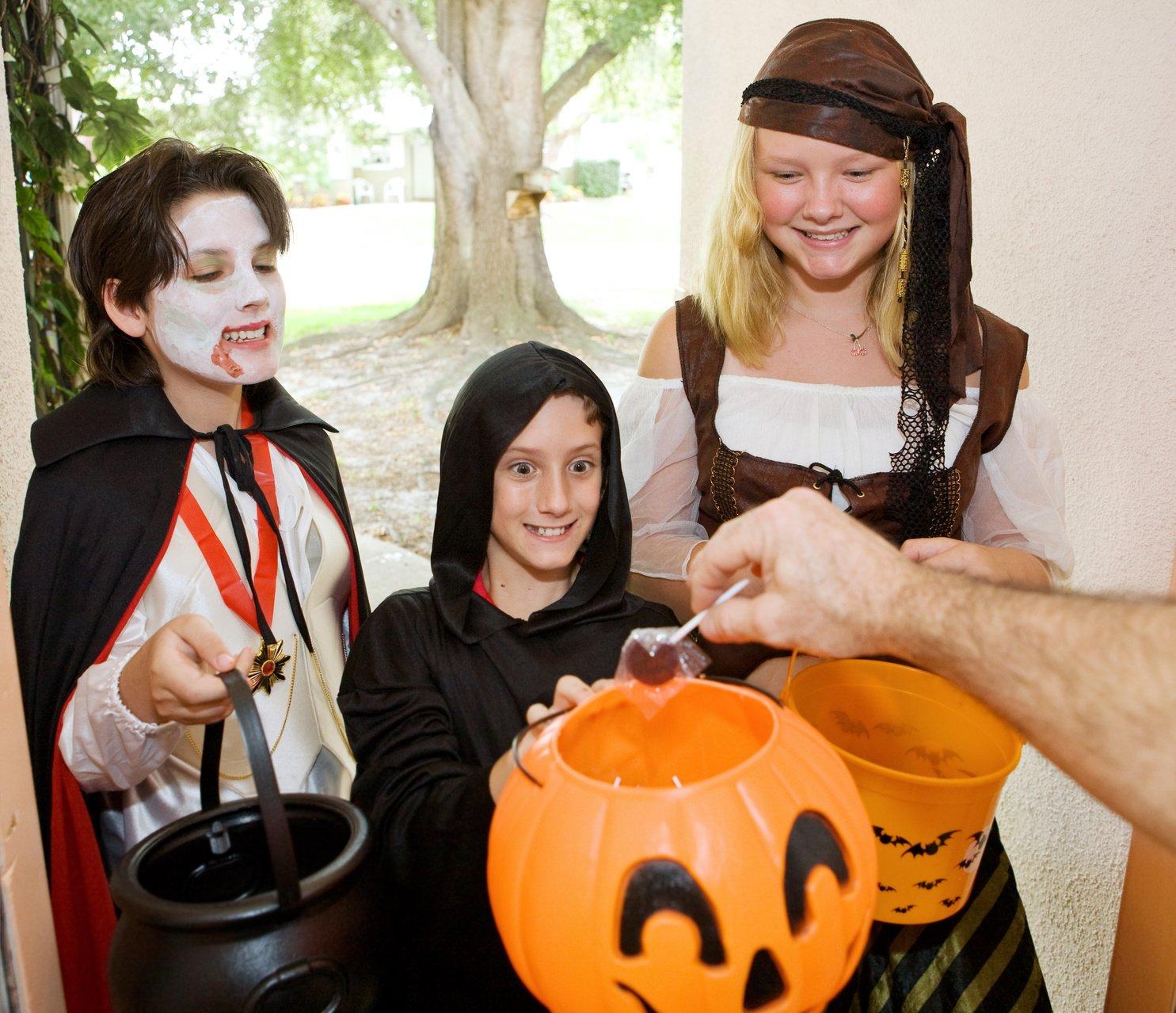 Bradford Family Dentistry Halloween