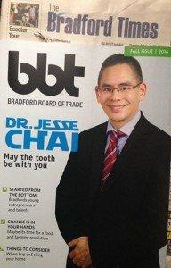 Bradford Family Dentistry BBT nomination