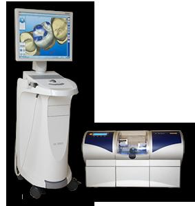 Bradford Family Dentistry CEREC machine
