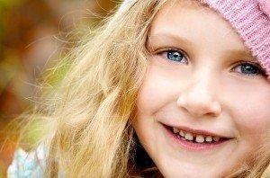 Bradford Family Dentistry smiling kid