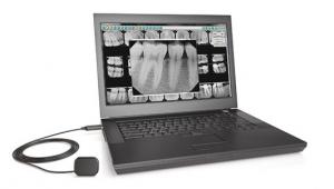 Bradford Family Dentistry digital xray sensor