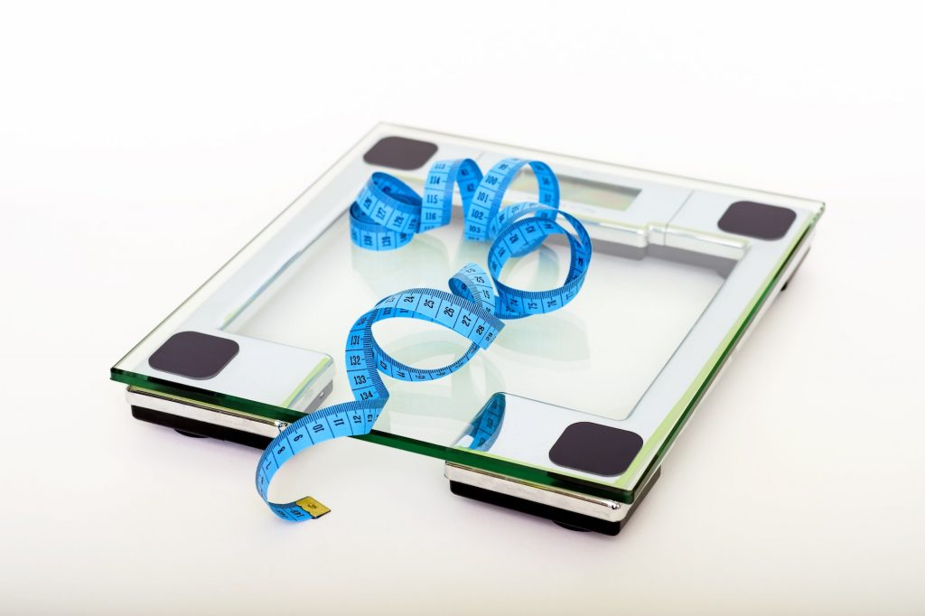 Obesity and Dental Health - scale