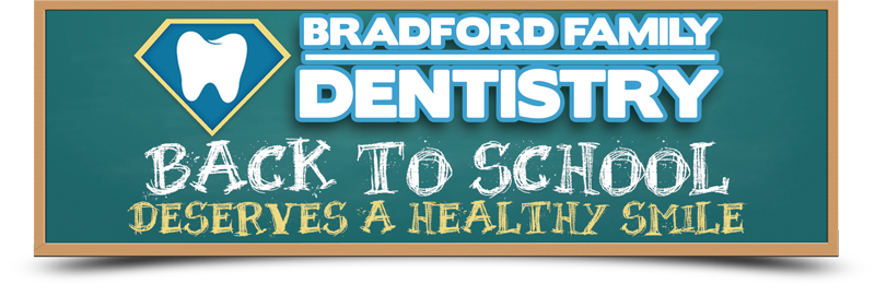 Back To School Dental Special Sign