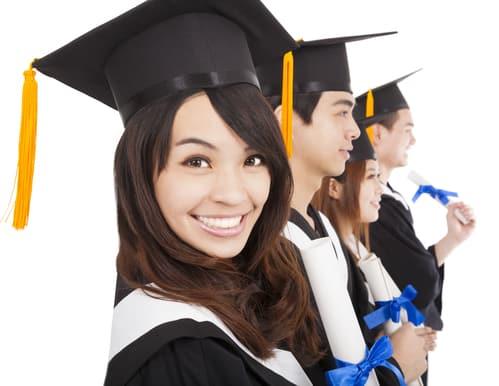 Graduation Smile