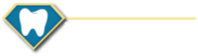 Bradford family dentistry logo white