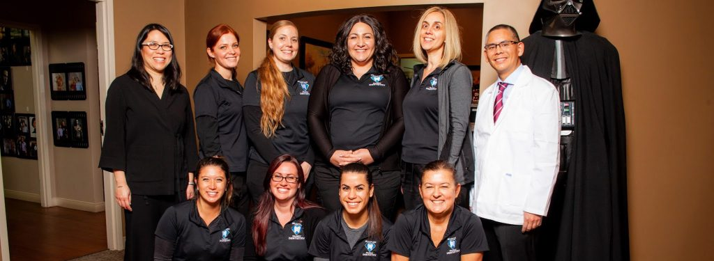 the bradford family dentistry team