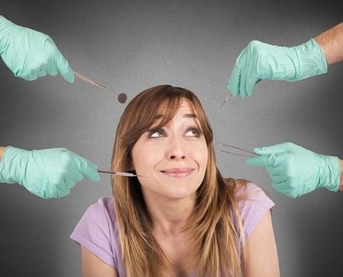 Fear of dental pain