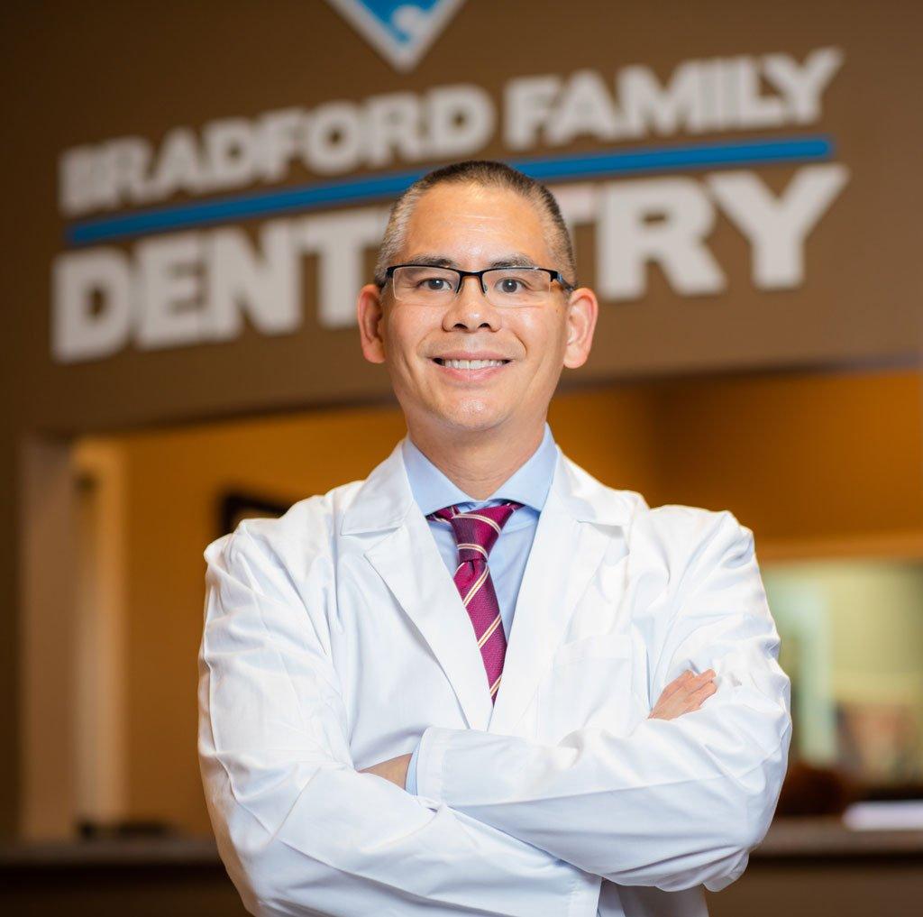 Dr. Jesse Chai - Bradford Family Dentistry Team