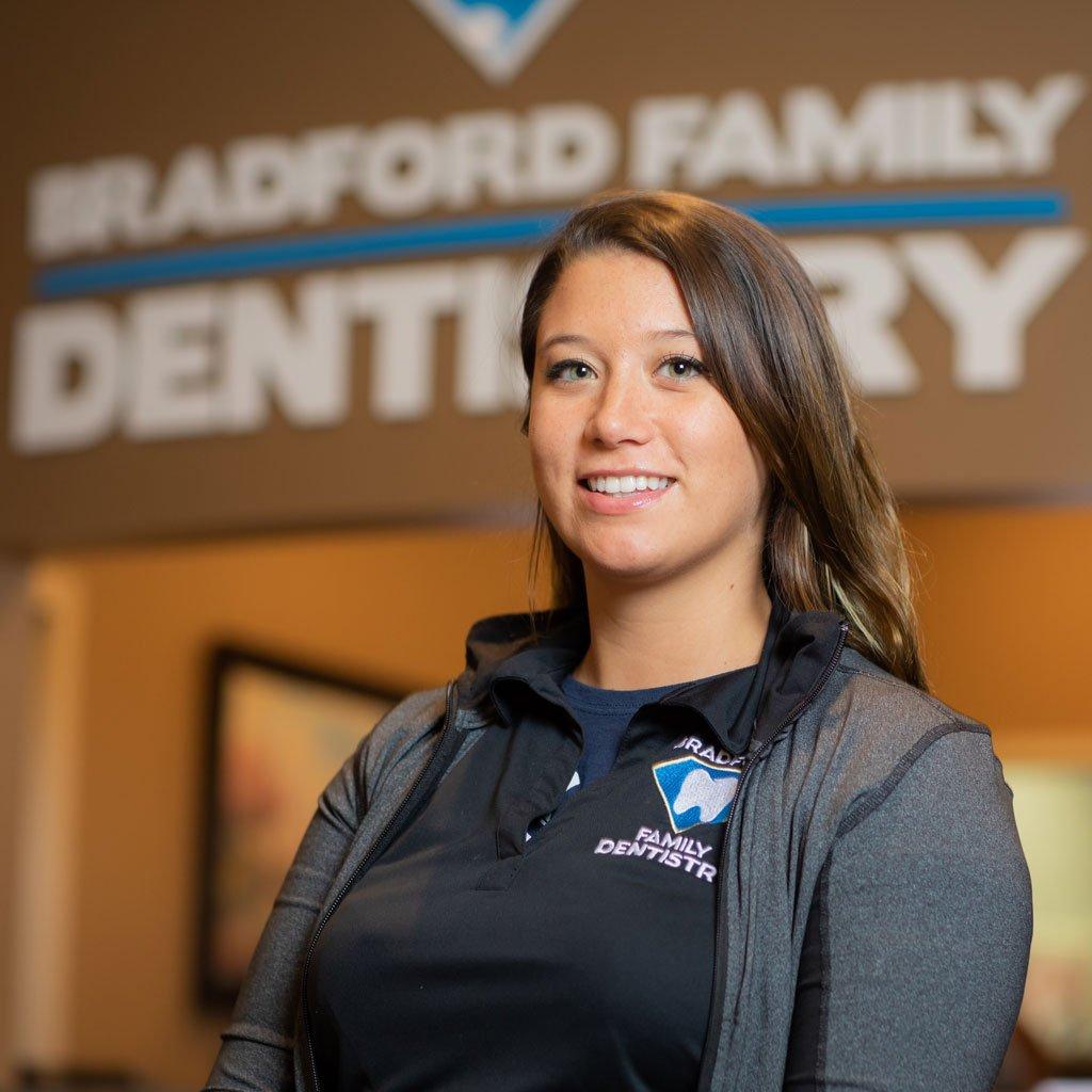 Erica - Bradford Family Dentistry Team