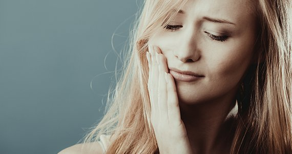 TMJ head pain and neck pain