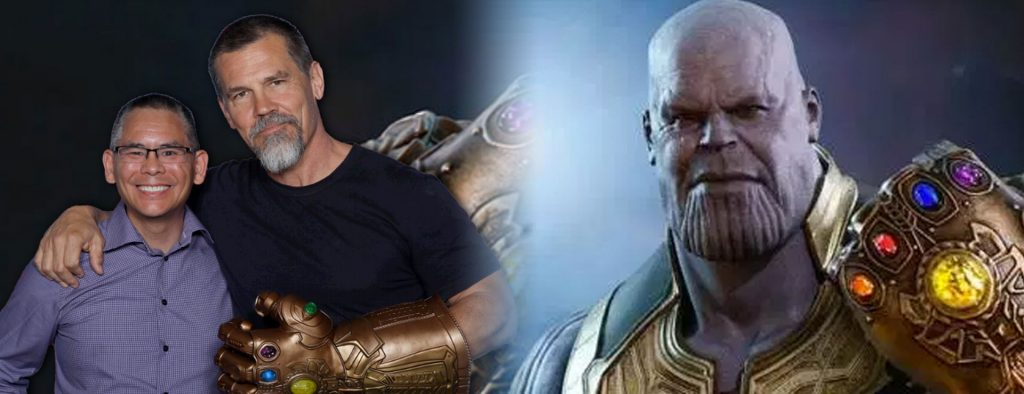 What Did Josh Brolin Tell Dr. Chai