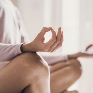 meditating - fun family activities - covid19